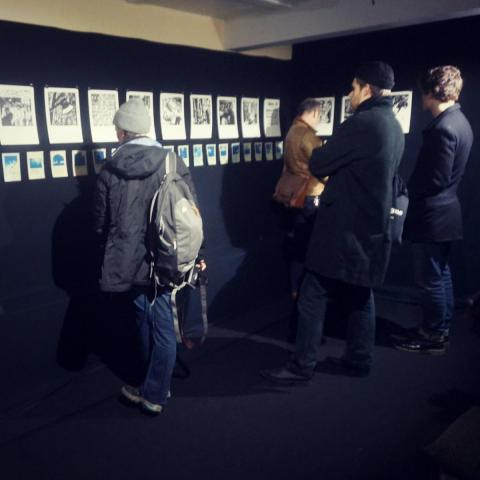 Images de Justice - vernissage - Regards sur la justice